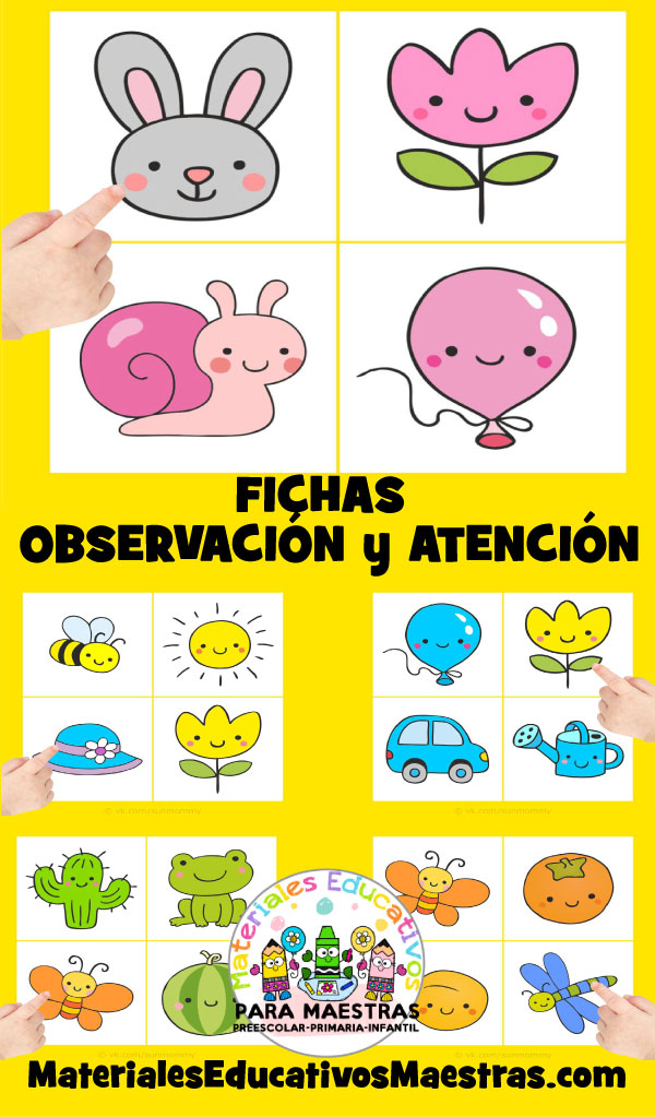 fichas-observacion-aprender-colores