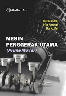 MESIN PENGGERAK UTAMA (PRIME MOVER)