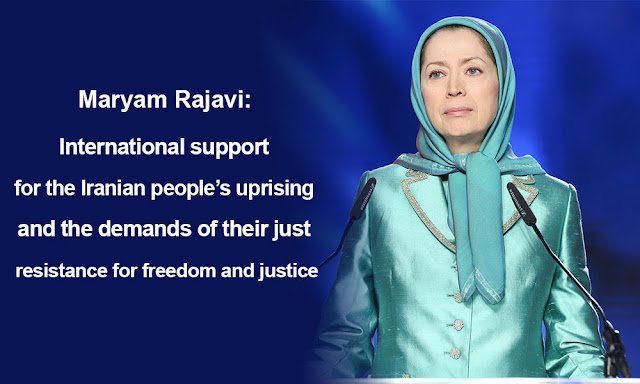 Mrs. Maryam Rajavi,