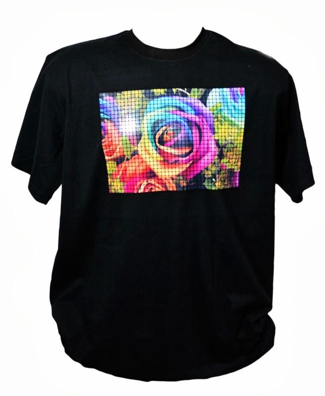 Obm quadriculado para Sublimação é mais uma nova opção para personalizar  camisetas de algodão de cores escuras. Seu grande diferencial é o toque  macio ca52eea4f2a57