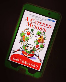 a catered murder isis crawford