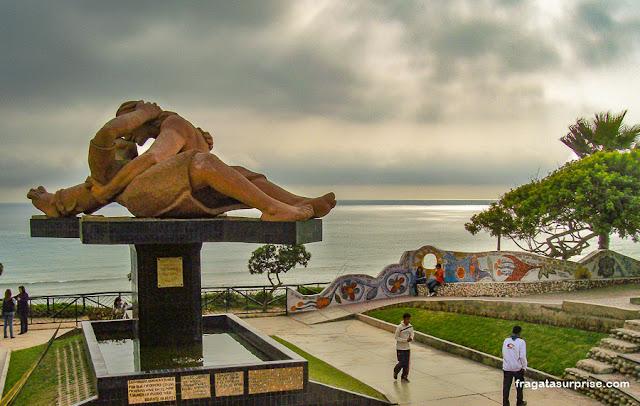 Parque do Amor, Lima, Peru