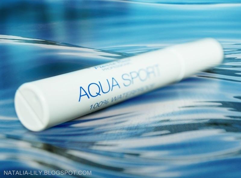 b986bb22bc2 natalia-lily: Beauty Blog: PIERRE RENE Aqua Sport 100% Waterproof ...