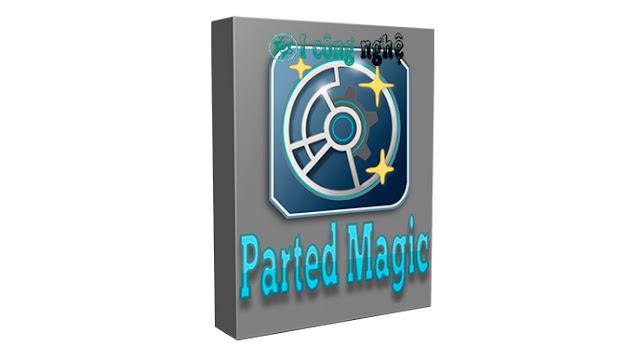 تحميل برنامج Parted Magic 2021 كامل مع التفعيل