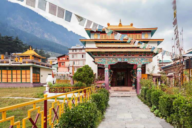 Manali Attraction - Tibetan Monasteries Manali