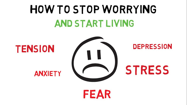 How to stop worrying and start living....