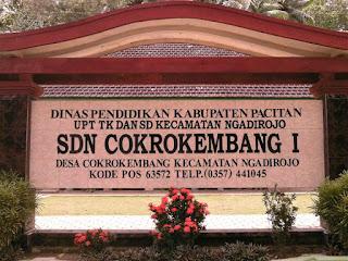 SD Negeri 1 Cokrokembang