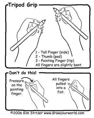 montessori workjobs: MONTESSORI fall pin punching