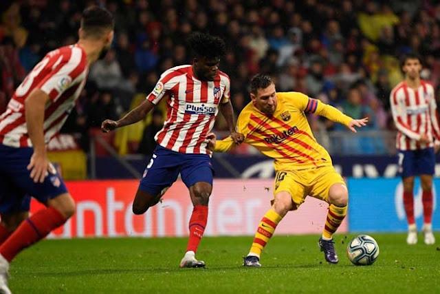 Điểm nóng vòng 15 La Liga: Một tay Messi kéo sập Madrid, tam mã đua tranh