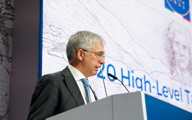 G20: «Μείζων πηγή ανησυχίας οι μεταλλάξεις του κορωνοϊού», λέει ο Ντ. Φράνκο