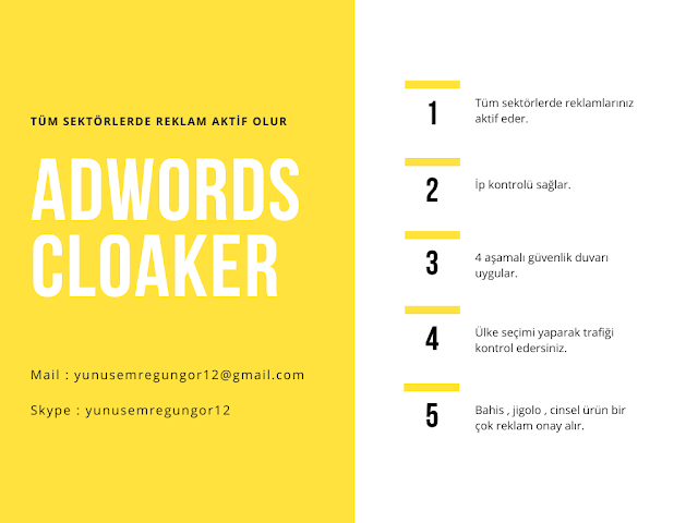 Adwords Cloaker