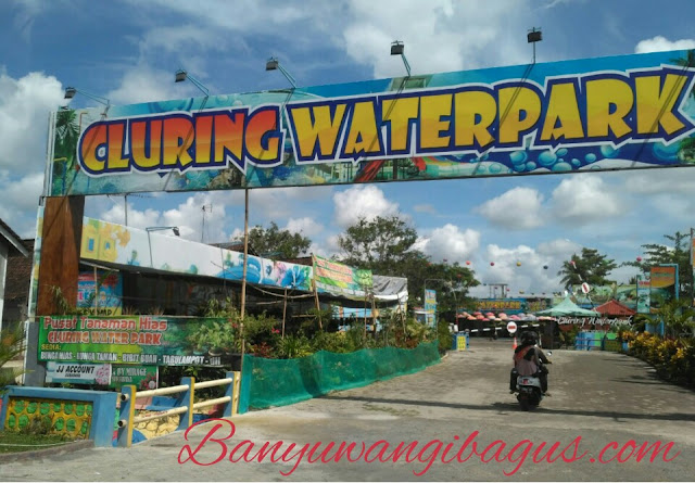 Destinasi wisata air Selecta Waterpark diubah menjadi Cluring Waterpark.
