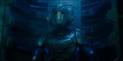 Doctor Who 12x09 - Ascension of the Cybermen