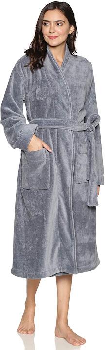 Women's Cotton Bath Robes