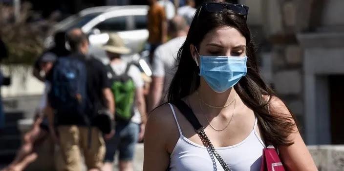 Μασκοφορία ή εμβόλιο: Τα  σενάρια για επαναφορά της μάσκας παντού γιατί δεν έχουν εμβολιαστεί όσοι ήθελαν