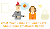 Boosting Emotional Health With Humor #infographic