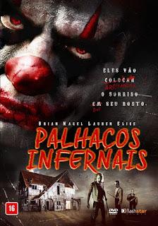 Palhaços Infernais poster