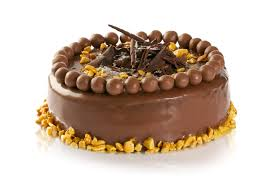 Decorative Festive Season Cake for December Parties on Christmas and New Year