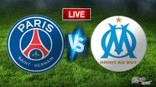 مشاهدة مباراة باريس سان جيرمان واوليمبك مارسليا اليوم الاحد 13-9-2020 الدوري الفرنسي