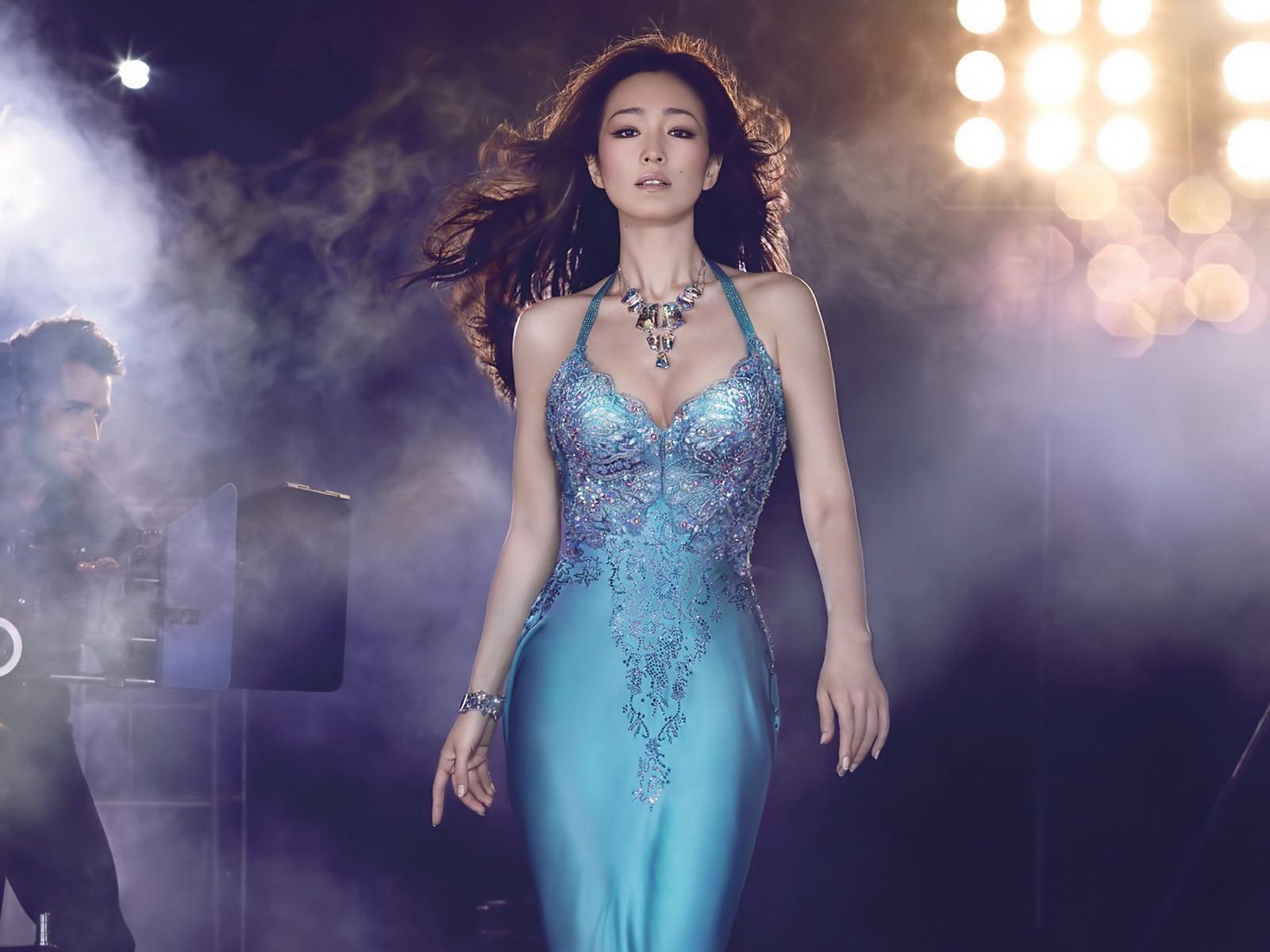 Gong Li Nude Video