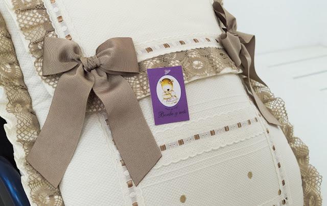 cubre lencero grupo 0 beige camel