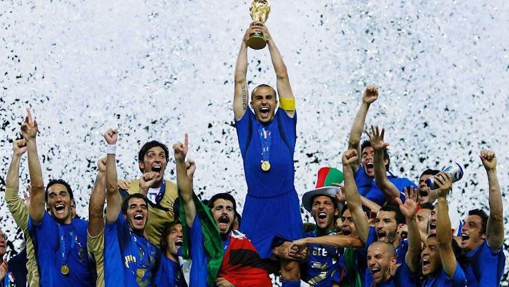 Italia tendrá para la Euro 2016 una camiseta conmemorativa a su último mundial ganado