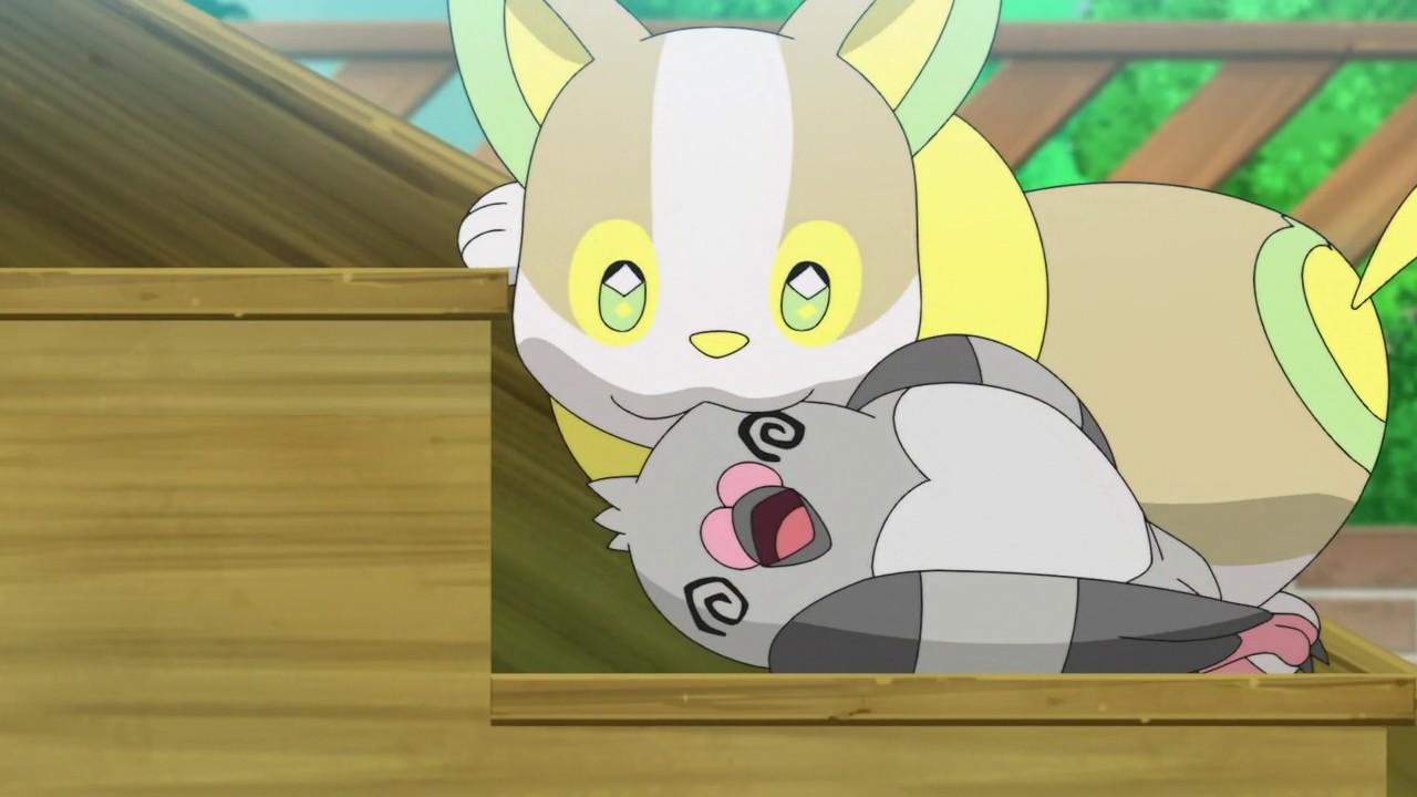 Pokemon Journeys: The Series Episode 29