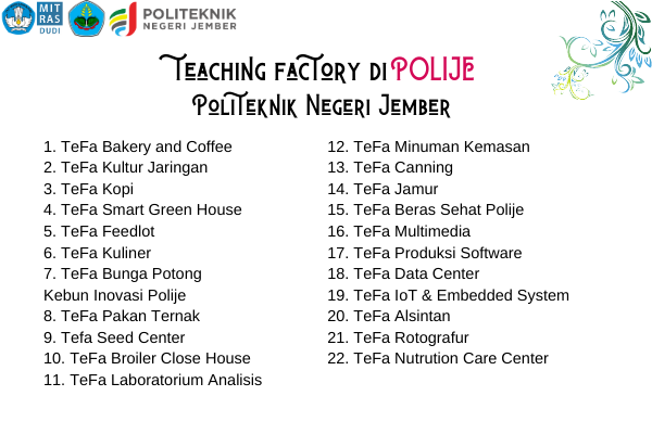 teaching-factory-politekni-neger-jember