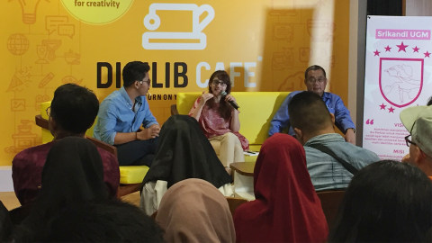 Warganet: Diisi Pembicara Tsamara yang Tidak Lolos SMPTN, UGM Turun Derajat & Diskriminasi