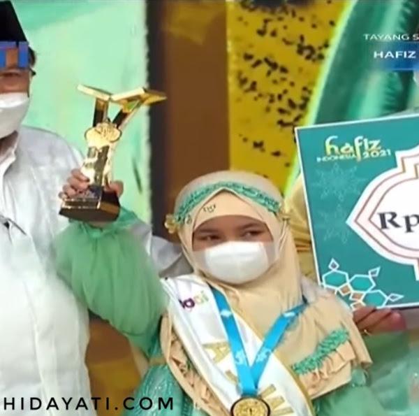 Juara Hafiz Indonesia 2021