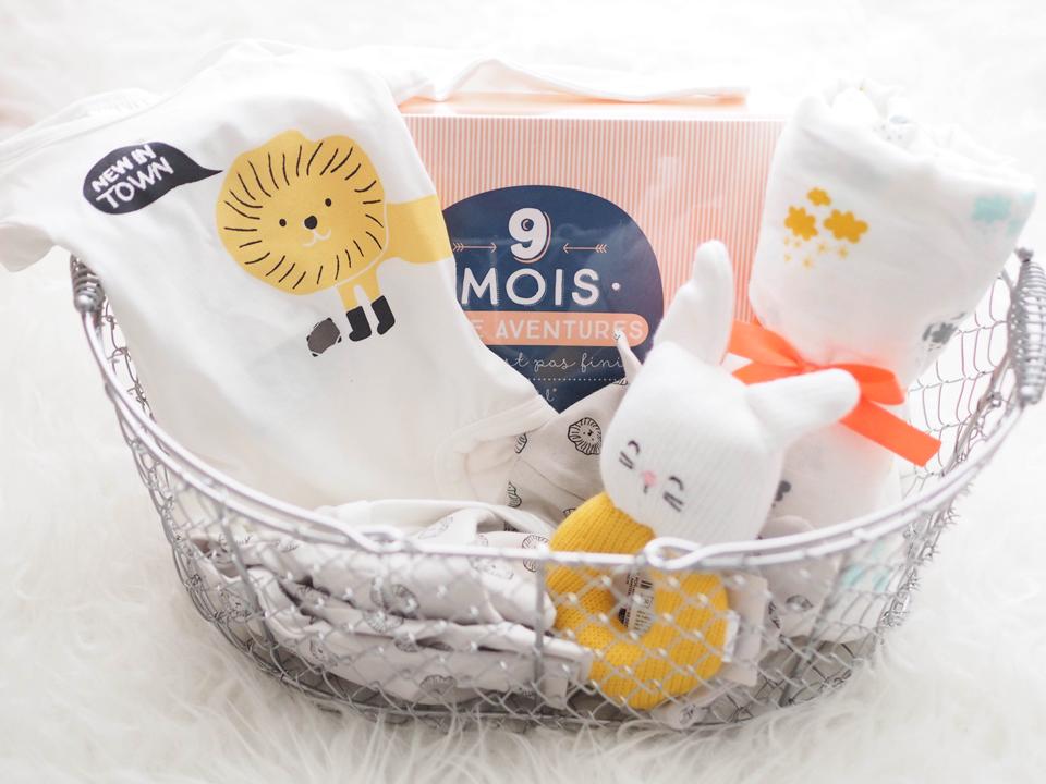 Maternité: cadeaux femme enceinte
