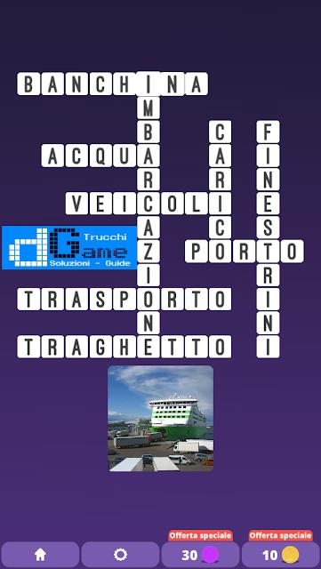 Soluzioni One Clue Crossword livello 12 schemi 10 (Cruciverba illustrato)  | Parole e foto