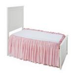 bed skirt in spanish