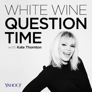 WHITE WINE QUESTION TIME WITH KATE THORNTON