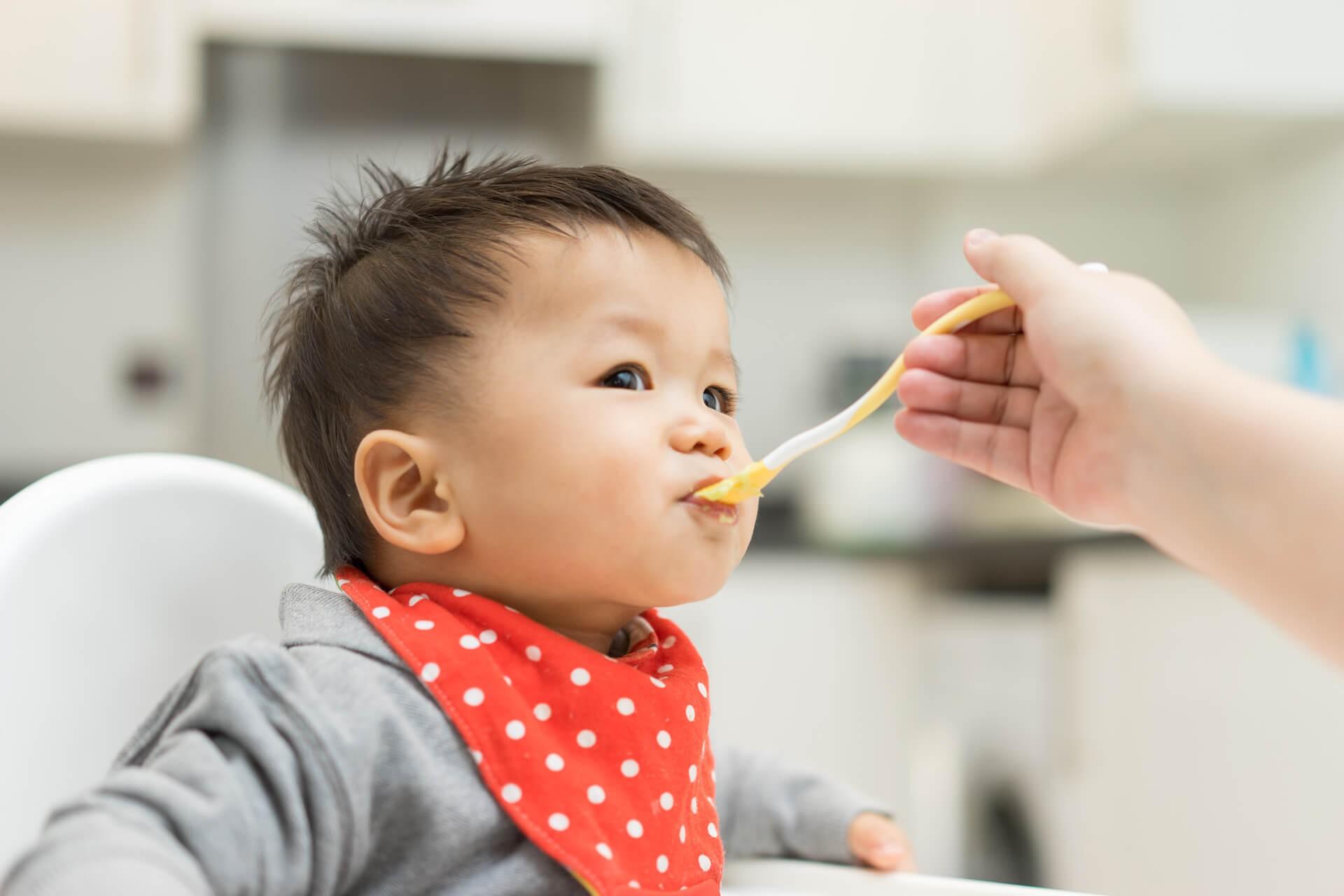 Chia sẻ sinh nghiệm cho bé dưới 1 tuổi ăn dặm dành cho các Mẹ