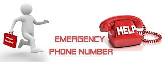 emergency numbers in Singapore