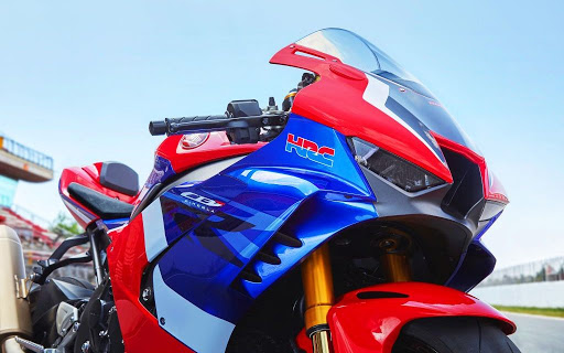 Características Motocicleta Honda CBR1000RR