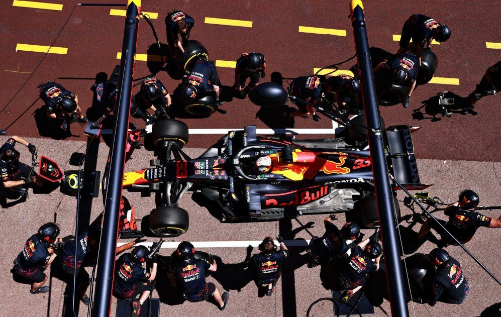 O famoso trabalho rápido realizado pela equipe de box da Red Bull pode ser crucial