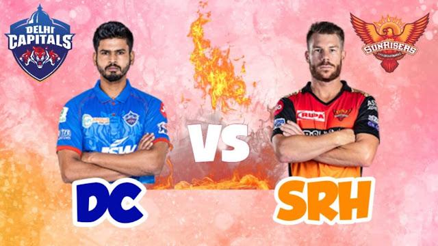 DC VS SRH Dream 11 Match 47 27 Oct 100% The Dream Team Winning Prediction IPL 2020