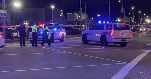 Two people dead and at least eight injured in Virginia Beach oceanfront shootings