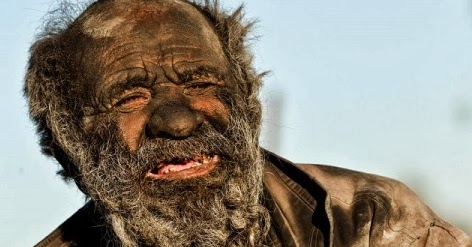 Job opportunities in the Middle East: The man who not bath for 60 years set world record