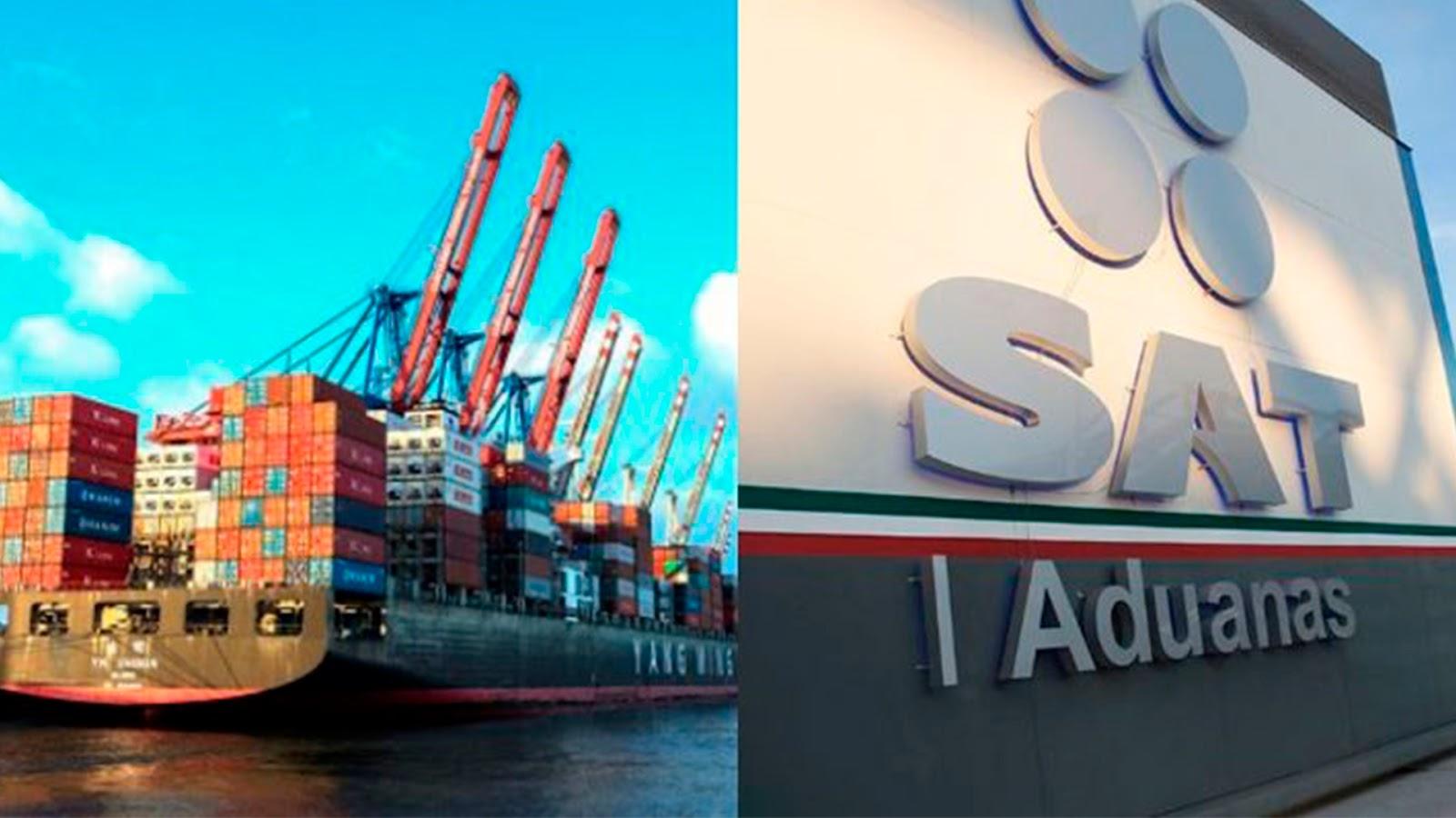 AMLO pone fin a la corrupción en aduanas y puertos; SEMAR y SEDENA toman el control