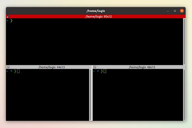 Terminator 2.0 terminal emulator