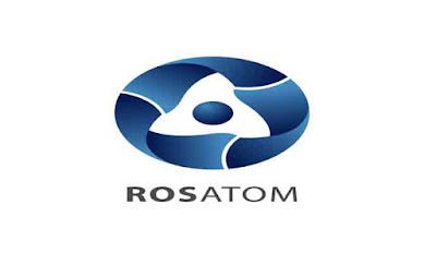 rosatom state nuclear corporation logo