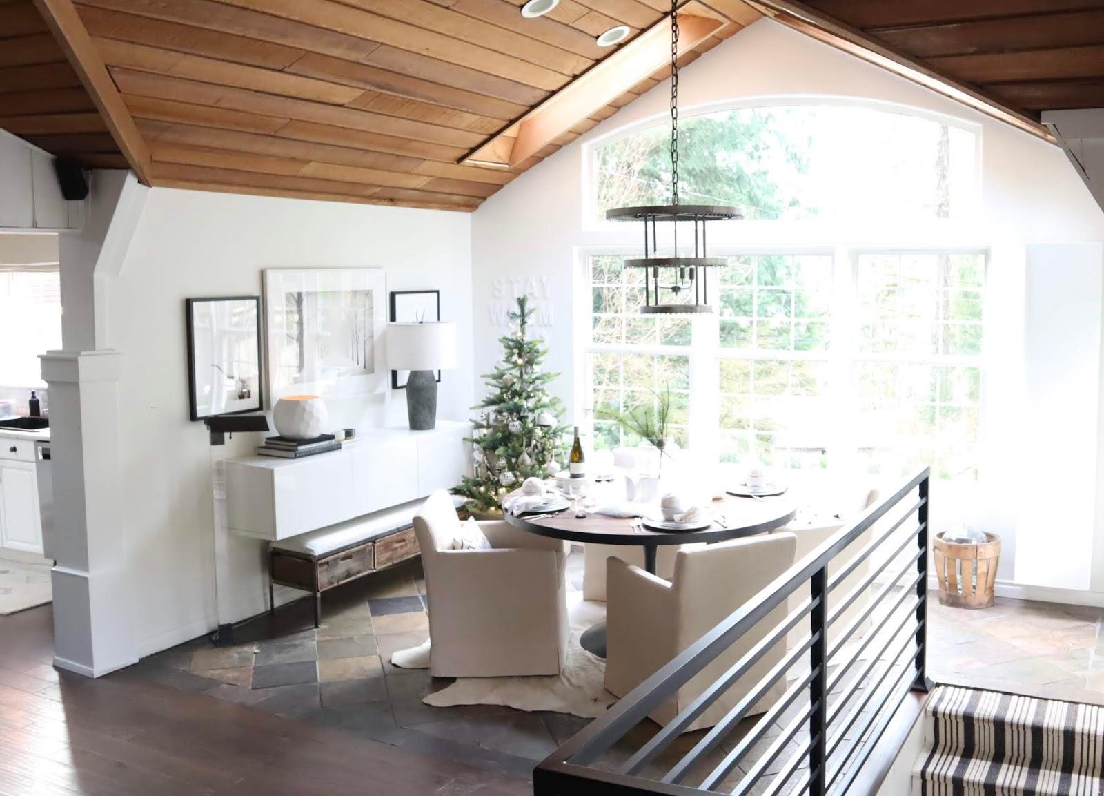 My Sweet Savannah: our new modern farmhouse stair railing