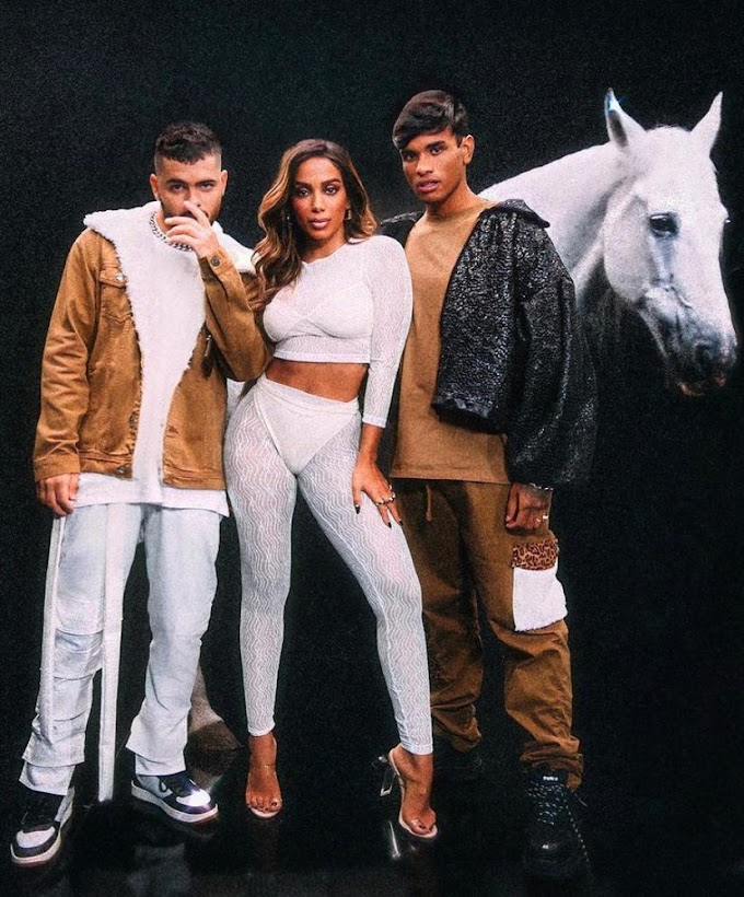 """Pedro Sampaio Releases A New Video Clip Called As """"LARISSA"""" Starring Anitta"""