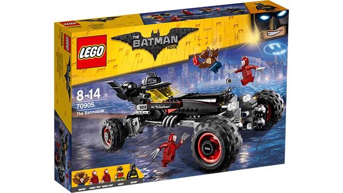 Ref. 70905: Batmóvil