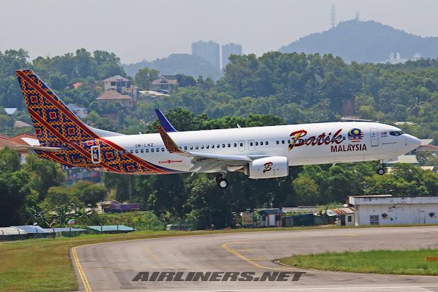 Charles ryans flying adventure flying malindo air batik air batik air malaysia stopboris Choice Image