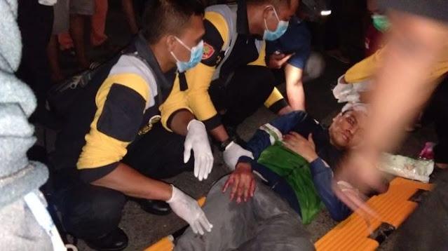 4 Fakta Ojol Surabaya Duel Lawas Begal Sebelum Tersungkur Kepala Dibacok