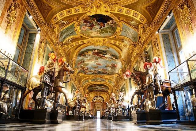 Palazzo Reale em Turim na Itália